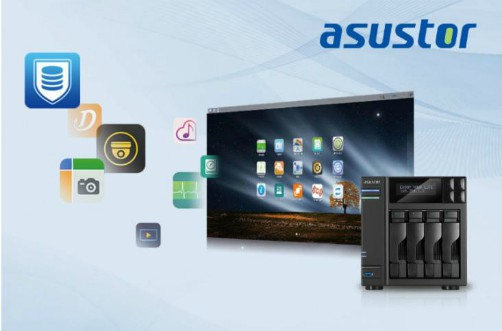 ASUSTOR NAS devices