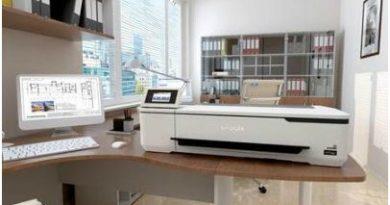 Epson CAD Plotter
