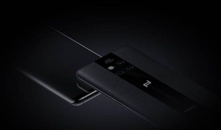 PORSCHE DESIGN HUAWEI Mate 20 RS Series smartphone