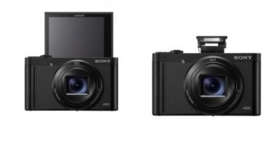 Sony Travel High Zoom Cameras