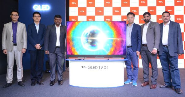 TCL 8K & 4K QLED AI Android TV Series to Hit the Indian Market this June 4