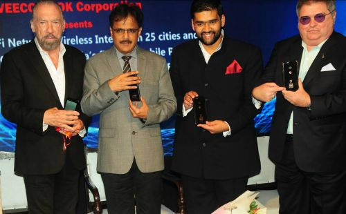 VEECON ROK Corporation ties up with BSNL