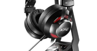 EMIX H30 gaming headset with SOLOX F30 amplifier