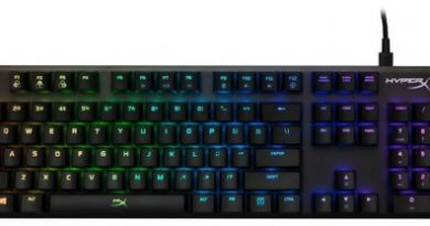 HyperX Alloy FPS RGB Gaming Keyboard