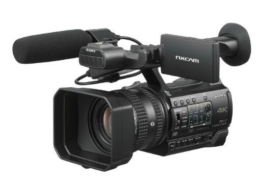 Sony handheld NXCAM Camcorder HXR-NX200