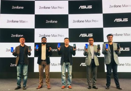 ASUS launches its two new smartphones ZenFone Max Pro M2 and Zenfone Max M2 1