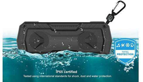 ZAAP Waterproof Bluetooth speakers Hydra Xtreme