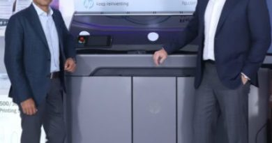 HP 3D printing portfolio in India