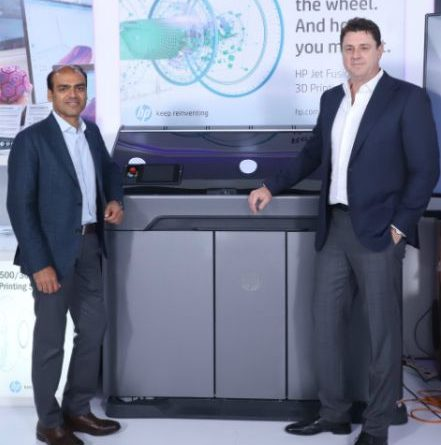HP expands its 3D printing portfolio in India with the introduction of its new Jet Fusion 300/500 series of 3D printers 1