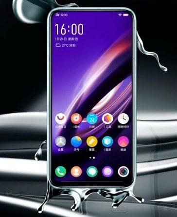Vivo APEX 2019 concept smartphone