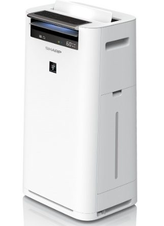 SHARP Air Purifier cum Humidifier KC-G40M