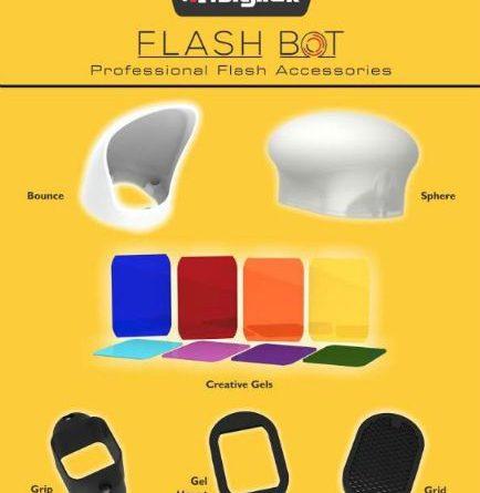 Digitek Flash Bot Kit