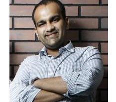 Haptik Co-Founder & CEO Aakrit Vaish