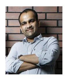 Haptik Co-Founder & CEO Aakrit Vaish