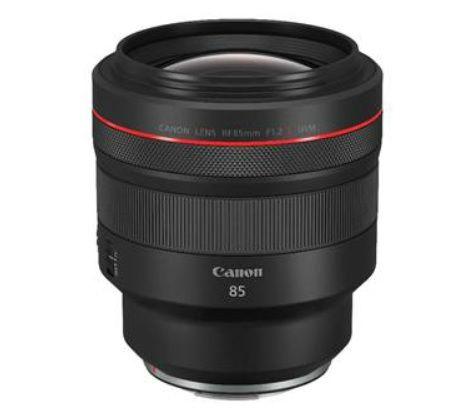 RF85mm f/1.2L USM lens