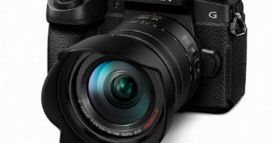 Panasonic mirrorless camera Lumix G95