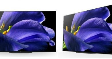Sony Master Series A9G BRAVIA OLED TV
