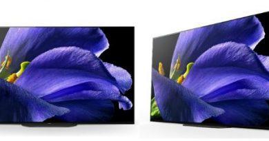 Sony Master Series A9G BRAVIA OLED TV