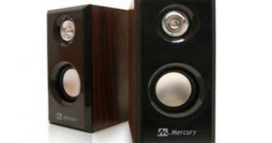 Kobian Boom Multimedia Wooden Speaker
