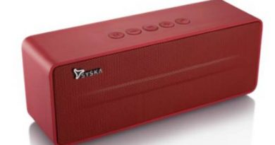 Syska Boombox Wireless speaker