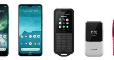 HMD Global five new Nokia phones