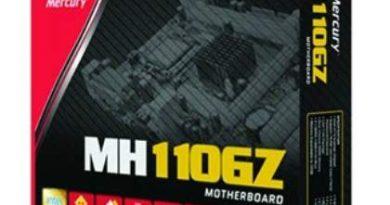 Kobian Mercury H110GZ Motherboard