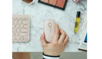 Logitech Pebble Wireless Mouse M350