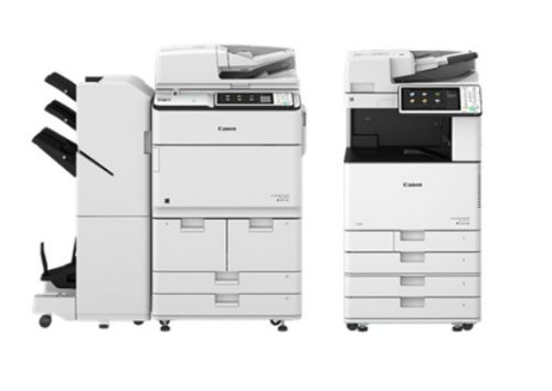 Canon Partners with McAfee to Protect Businesses from  Ever-evolving Security Threats 1