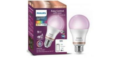 Philips-Smart-Wi-Fi-LED-Bulb-in-India