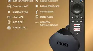 Flipkart MarQ TurboStream streaming stick at Rs 3499