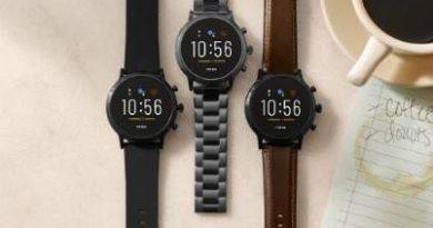 Fossil Gen 5 Fossil Touchscreen Smartwatch Features