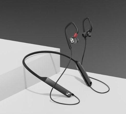 Sennheiser Bluetooth in-ear headphones IE 80S BT