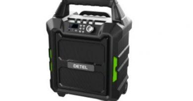 Detel-speaker