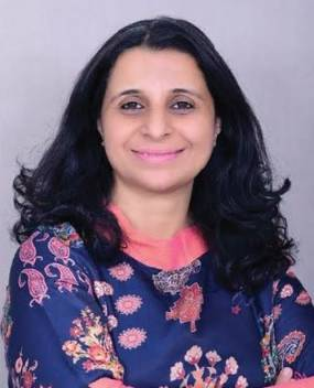Quick Heal Chief Human Resources Officer Reetu Raina