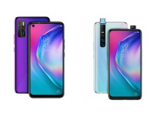 CAMON 15 and CAMON 15Pro