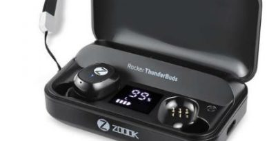 ZOOOK-Rocker-ThunderBudsTWS-Earphones