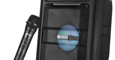 ZOOOK Thunder Pro Bluetooth Party speaker