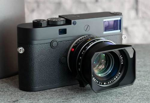 Leica launches new M10 Monochrom in India 11