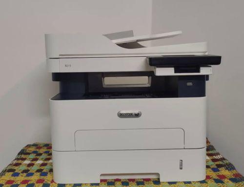 Xerox B215 Multifunction Printer Review [Hindi] 1