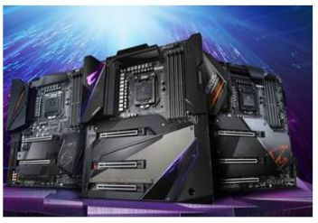 GIGABYTE launches Z490 AORUS Motherboards 1