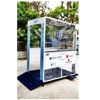 MyGate partners with Metalstreet to bring better hygiene practices to high footfall establishments 11