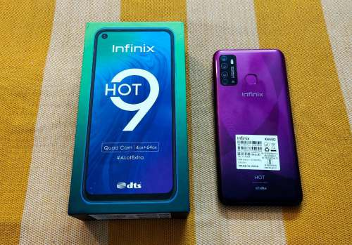 Infinix Hot 9 Camera And Review 4