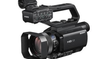 Sony launches its entry-level HD palm-sized camcorder HXR-MC88 3