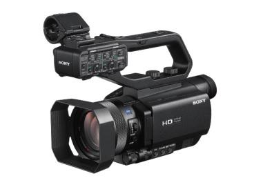 Sony launches its entry-level HD palm-sized camcorder HXR-MC88 1
