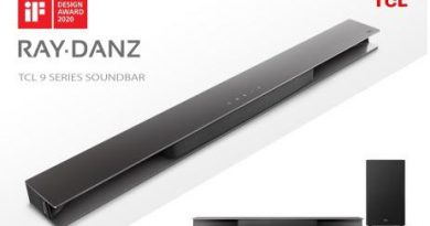 TCL 9 Series RAY•DANZ Soundbar