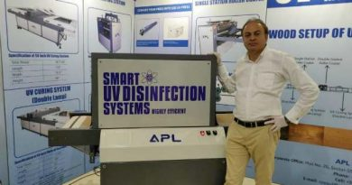 UV-C-Disinfectant-system