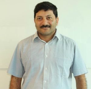 Vivekanand Pani, Co-founder & CTO at Reverie Technolgoes