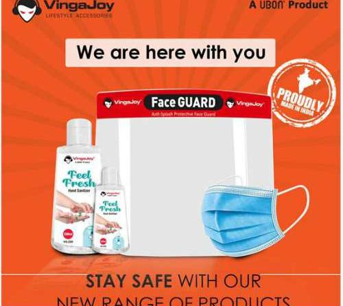 VingaJoy new range of Essential Products