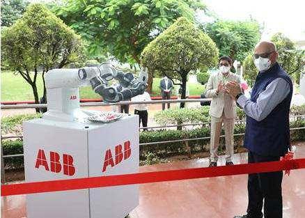 ABB-India-opens-a-new-robotics-facility