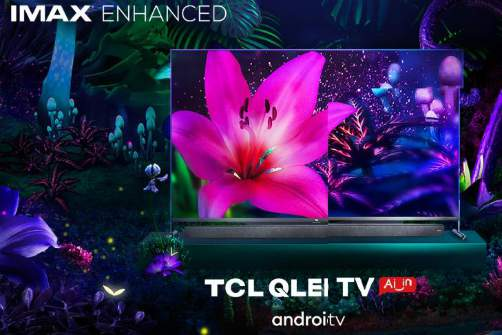 TCL's latest 8K QLED television X915 announces globally IMAX Enhanced Certification 1